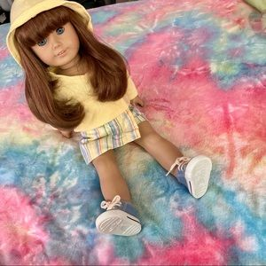 Vintage American Girl Outfit
